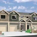 Plex House Plans Multiplexes Quadplex