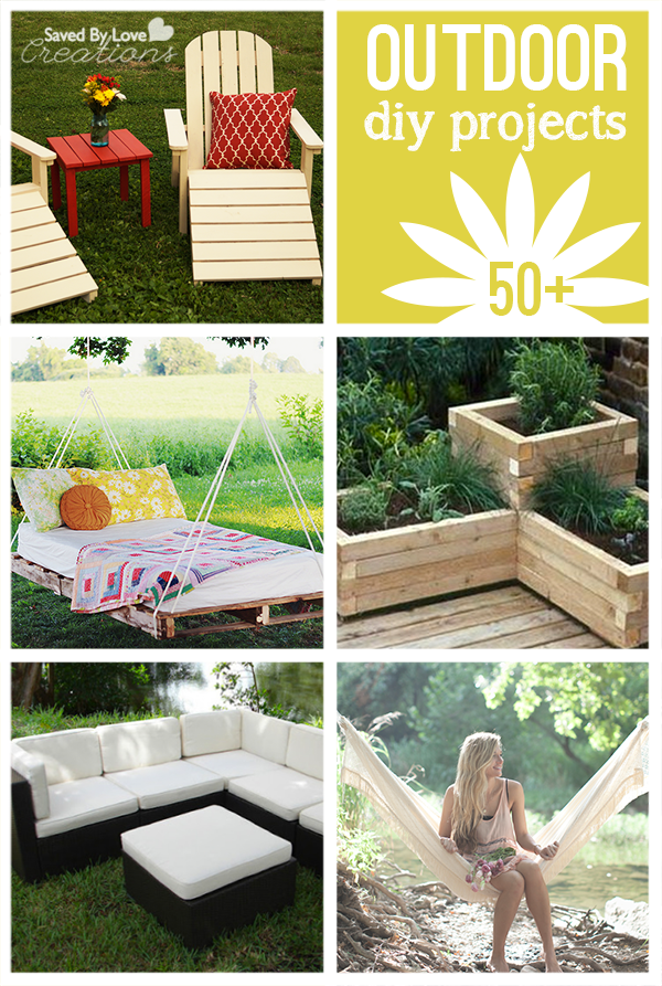 Plus Diy Outdoor Project Tutorials Make