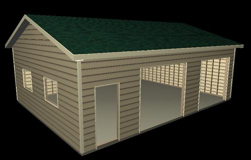 Pole Barn Joy Studio Design