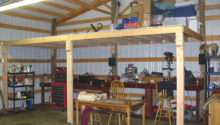 Pole Barn Loft Plans Basic Woodworking Projects