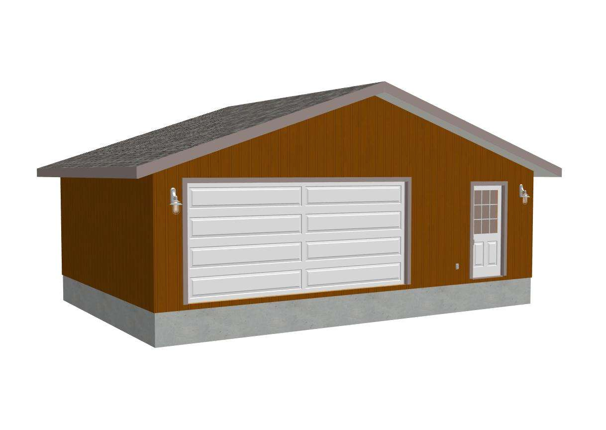 Pole Barn Plans Also Home Floor House