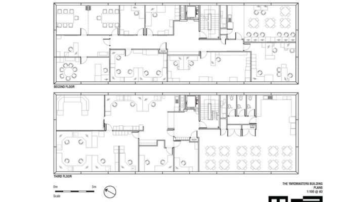 Poles Construction Shop Office Plan