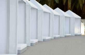 Pool Cabana Designs Modern Plans Second Sun