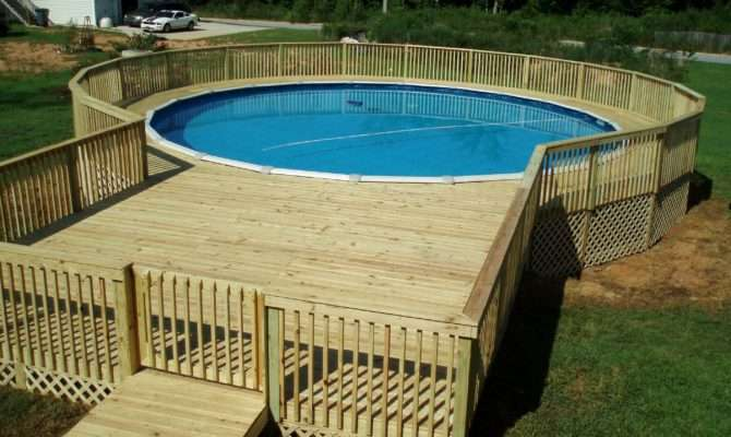 Pool Deck Ideas Made Concrete Midcityeast