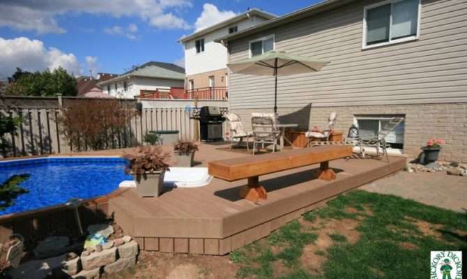 Pool Deck Plans