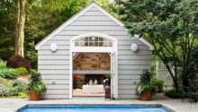 Pool House Interior Designs Simple