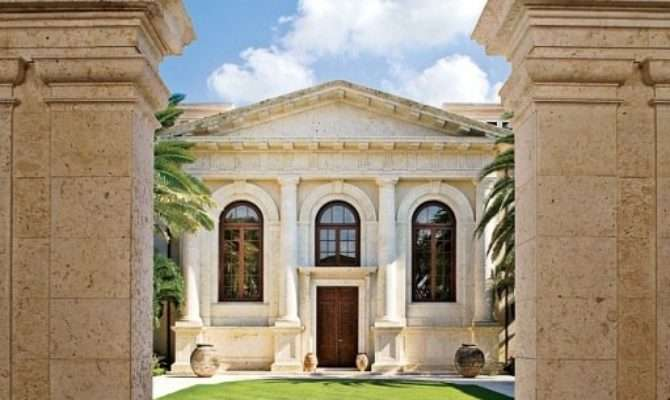 Popular House Styles Greek Revival Neoclassical