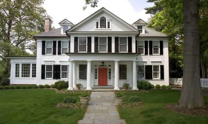 Popular Iconic American Home Design Styles Decorate Interior