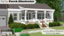 Porch Illustrator Lets Difference Makes