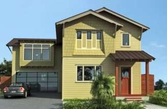 Porch Plus Simple Column Nice House Paint Exterior Home Design