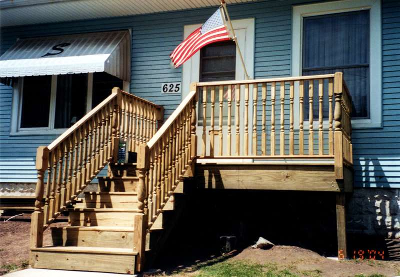 Porches Decks Cor Construction Home Remodeling Serving