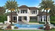 Port Royal Custom House Design Naples Florida Architect Weber