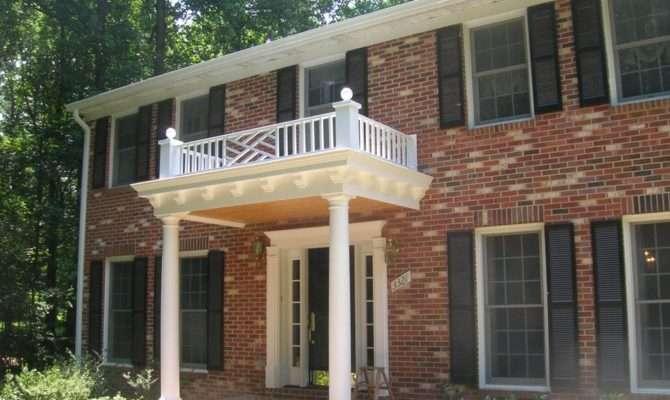 Portico Porch Contractor Fairfax Northern Virginia