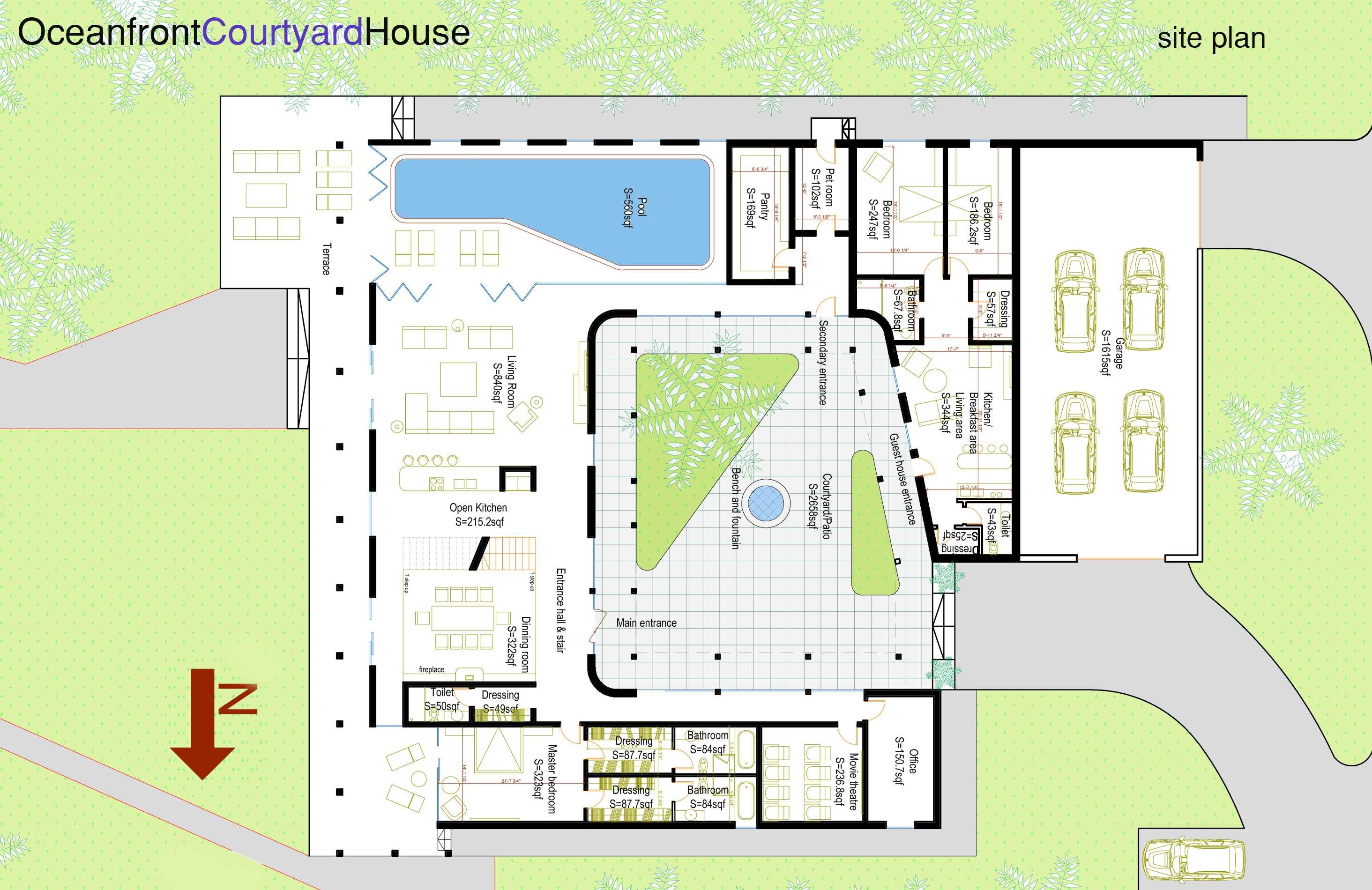 Post Party Design Floor Planner Room Apartment