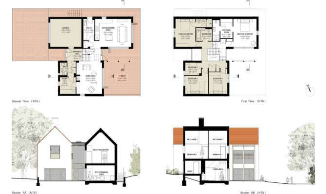 Posts Eco House Plans Friendly Designs Floor