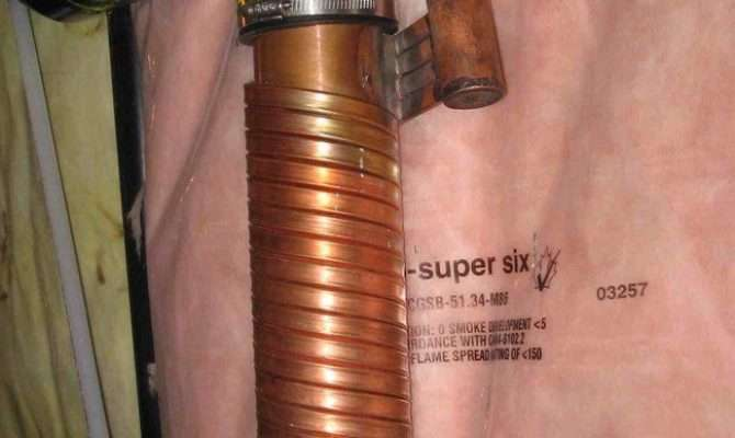 Power Pipe Heat Exchanger Could Reduce Water Heating Costs