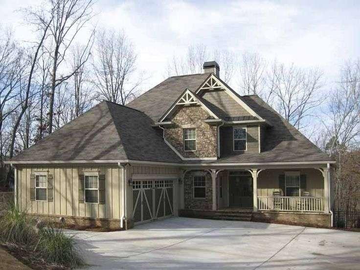 Prairie House Plan Dream Home Pinterest