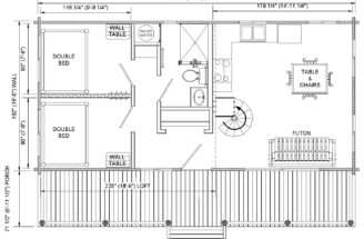 Prairie Kraft Specialties Log Cabin Manucturing