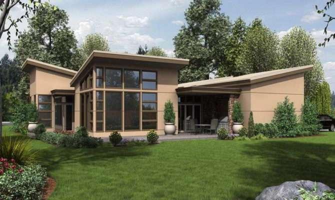 Prairie Style House Plans Bungalow