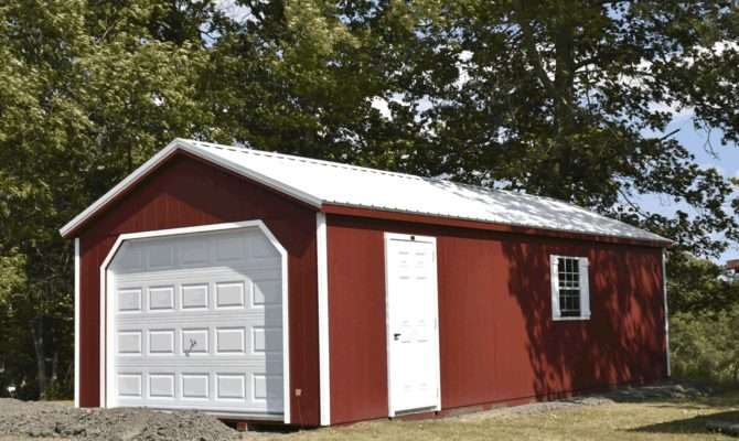 Prebuilt Garages Maryland West Virginia