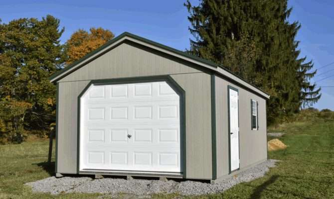 Prebuilt Single Garages Pennsylvania Maryland West
