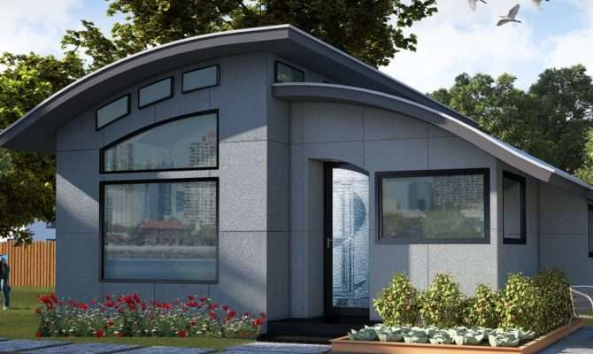 Prefab Flex House Comes Tricked Out Smart Home
