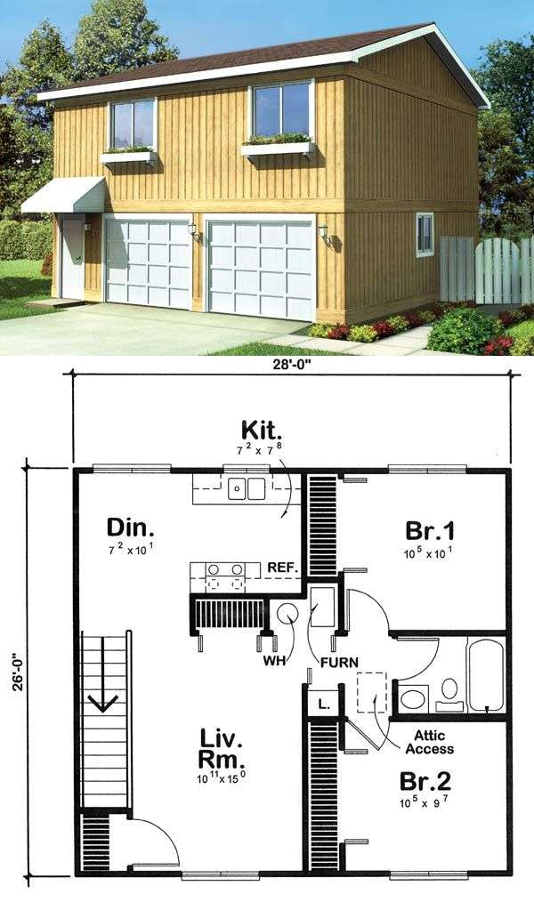 Prefab Garage Apartment Cost Master Suite Over