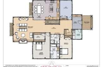 Prefab Home Kits Energy Smart Panels Esips One Story House