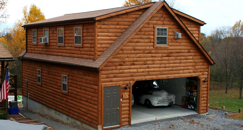 Prefab Portable Garages Horizon