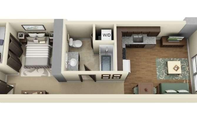 Premium Countertops Hardwood Floors Comfortable Room Sizes Make