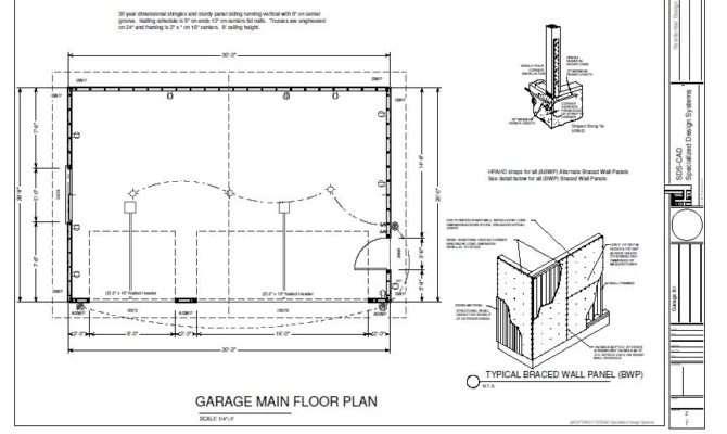 Premium Member Garage House Plan