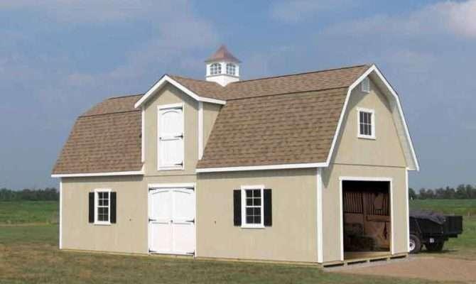 Premium Sheds Custom Built Dutch Barns