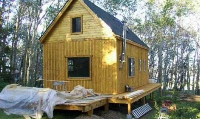 Primitive Bedroom Plans Small Cabins Tiny Houses