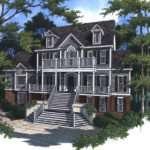 Prindable Plantation Home Plan House Plans