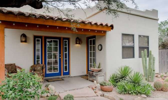 Private Southwestern Style Casita Micro Houses Sale