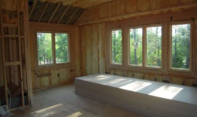 Progress Cary Bonus Room Project