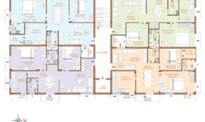 Property Buy Constructions Coimbatore Apartment Flat House