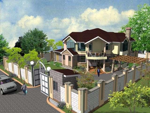 Proposed Bedroom Maisonette Murang