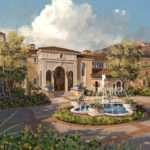 Proposed Spanish Mediterranean Estate Scottsdale