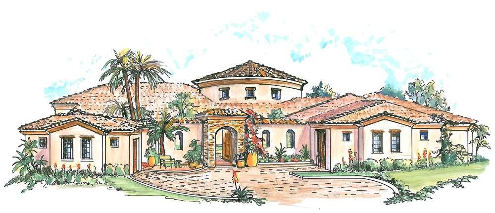 Pueblo Style Home Plans Find House