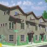Quadplex House Plans Multi