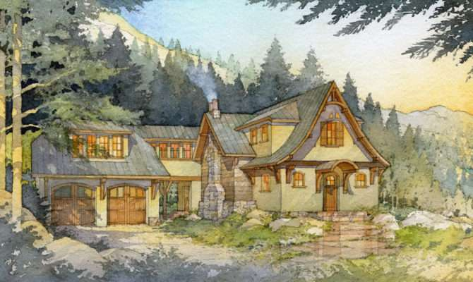 Quality Cabin Plans Small House Cottage Tiny