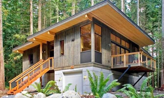 Quality Prefab Modern Country Cabin Idesignarch Interior Design