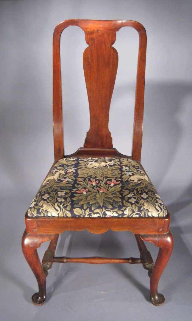 Queen Anne Chair Plans Polite Dlh