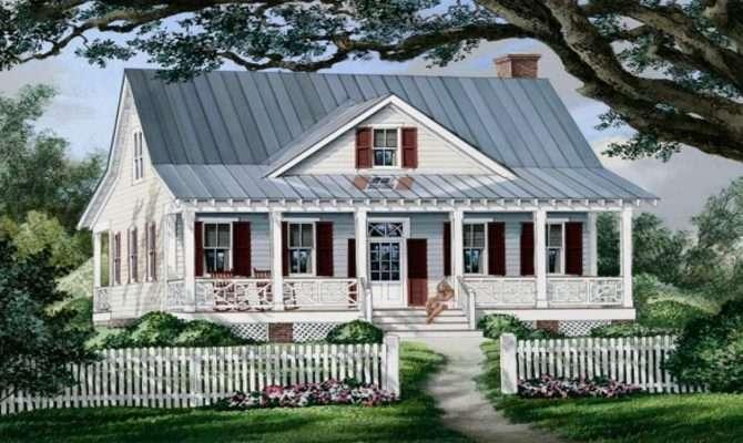 Raised Cottage Plans Coastal House Lrg