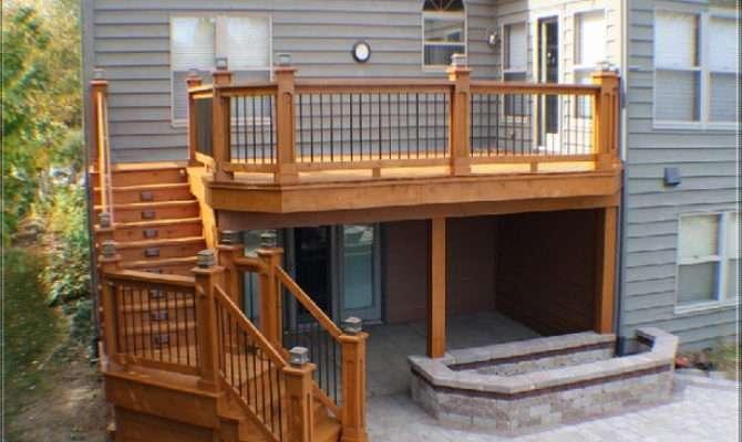 Raised Deck Designs
