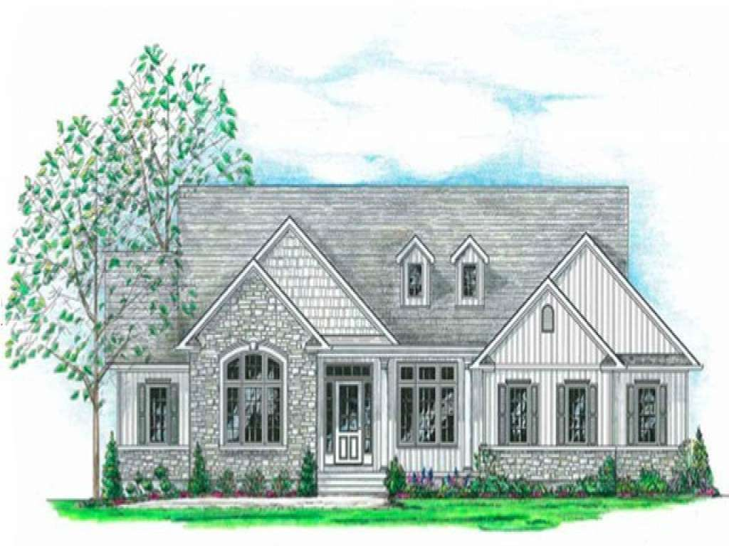 Raised House Plans Old Bungalow Style