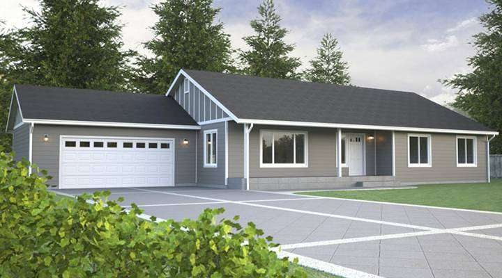 Rambler Home Plans True Built Pacific Northwest