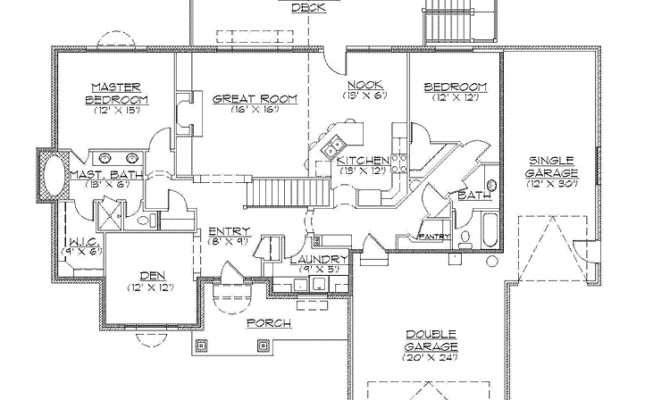 Rambler House Plans Diykidshouses