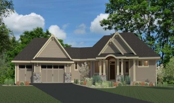 Rambler House Plans Home Minnesota